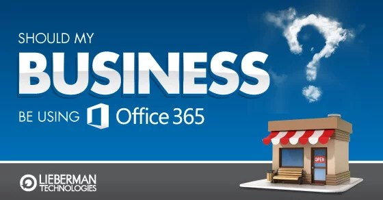 Should my business be using Office 365?