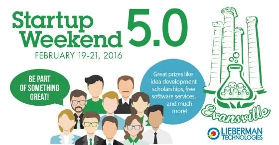 Evansville Startup Weekend 2016