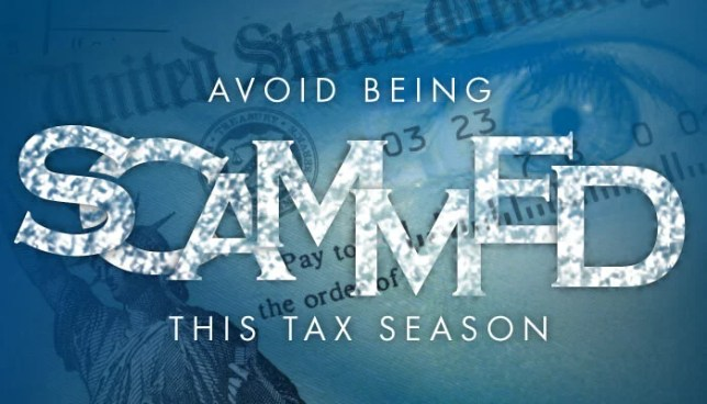 Avoid being scammed during tax season