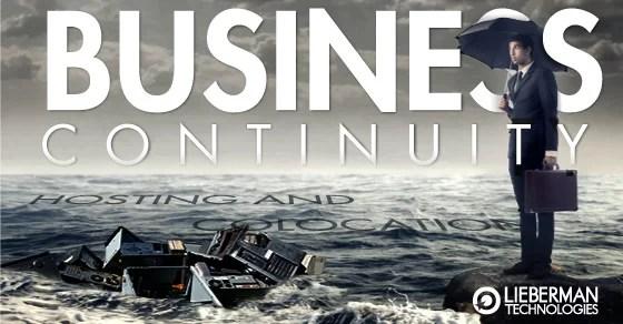 Business Continuity regarding Hosting and Colocation