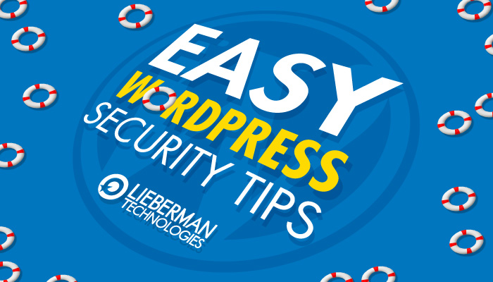 Easy WordPress security tips for beginners