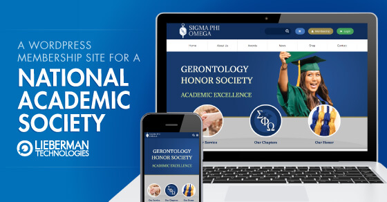 WordPress Membership site for a national organization