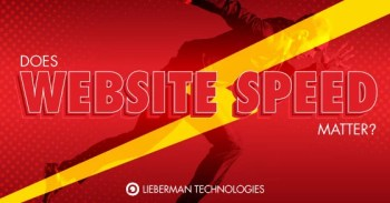 Website Speed matters for users and search engines