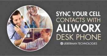 Sync your smart phone with your desk phone