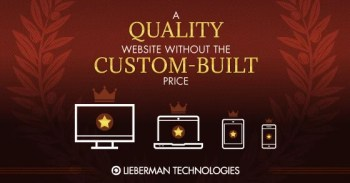 Quality website at a reasonable price