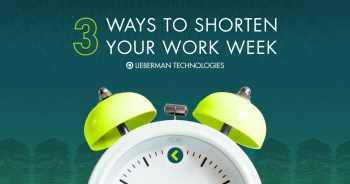custom software can shorten your work week