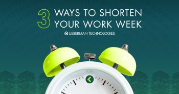 custom software can shorten your work week