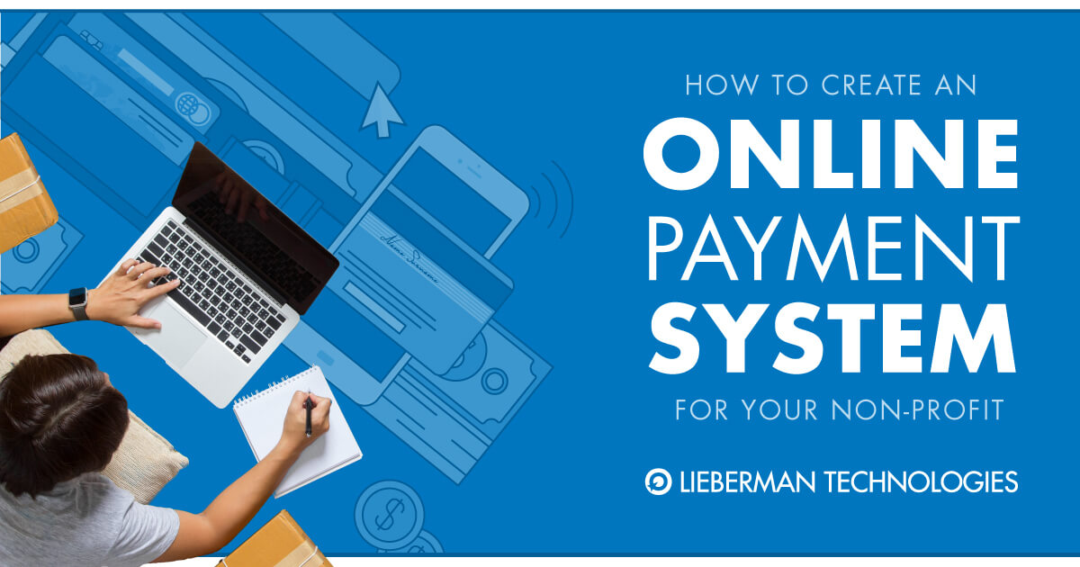 How to create online payment system