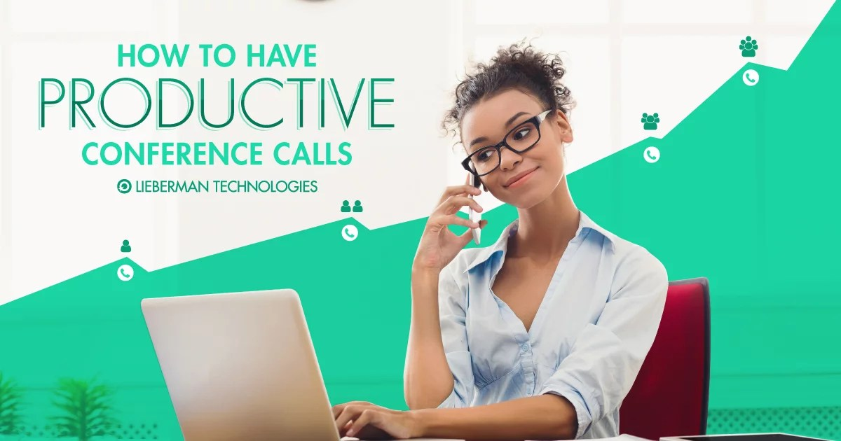 how to have productive conference calls