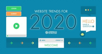 Website trends for 2020