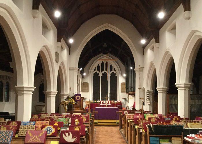 St Cuthbert's Church, Thetford - LTP Integration