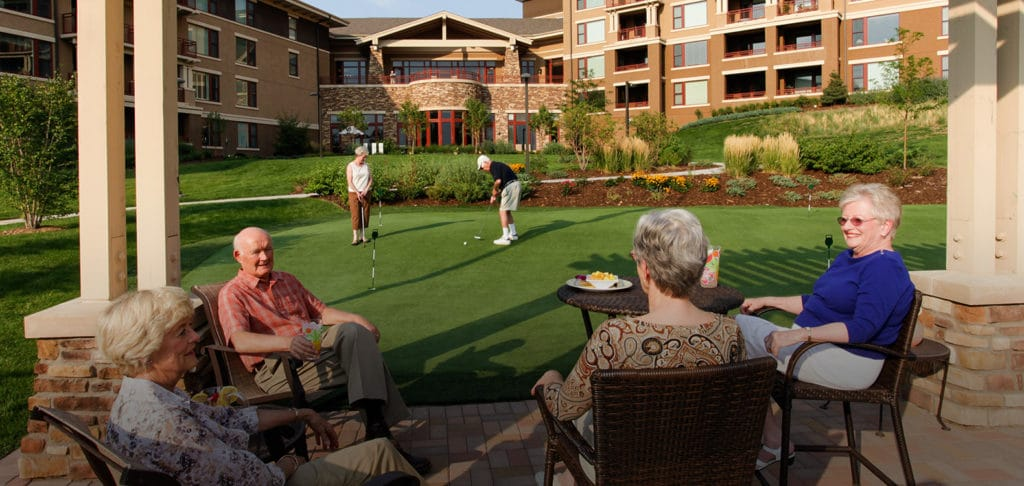 Retirement Community Living