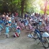 Englischer Garten - Touri-Fahrrad-Attacke