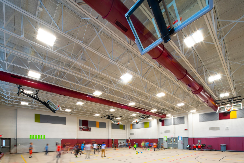 Magnolia Intermediate School - Gym