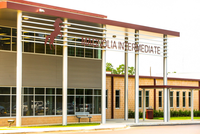 Magnolia Intermediate School - Exterior