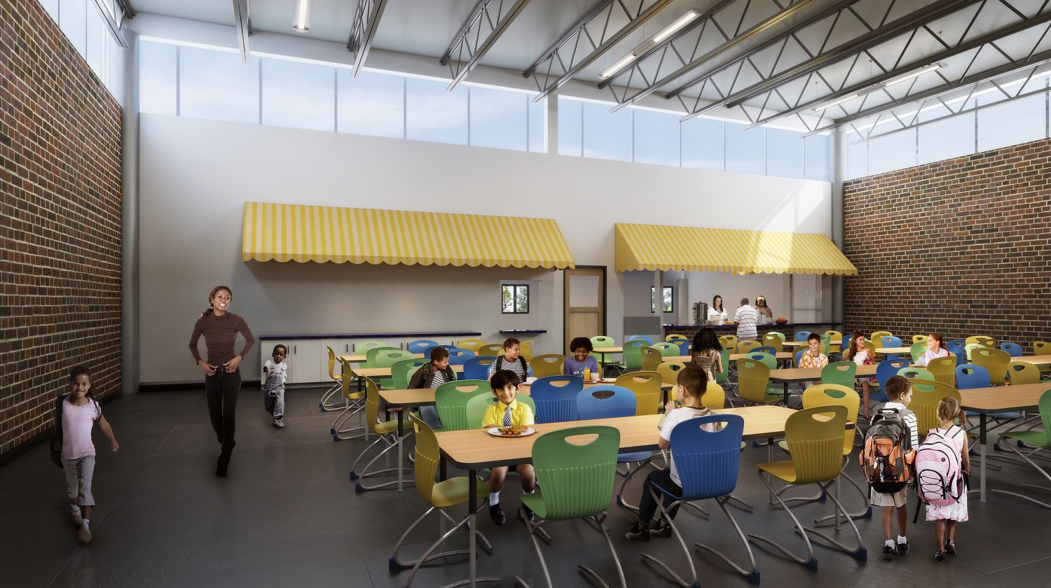 Youth Development Center - Cafeteria