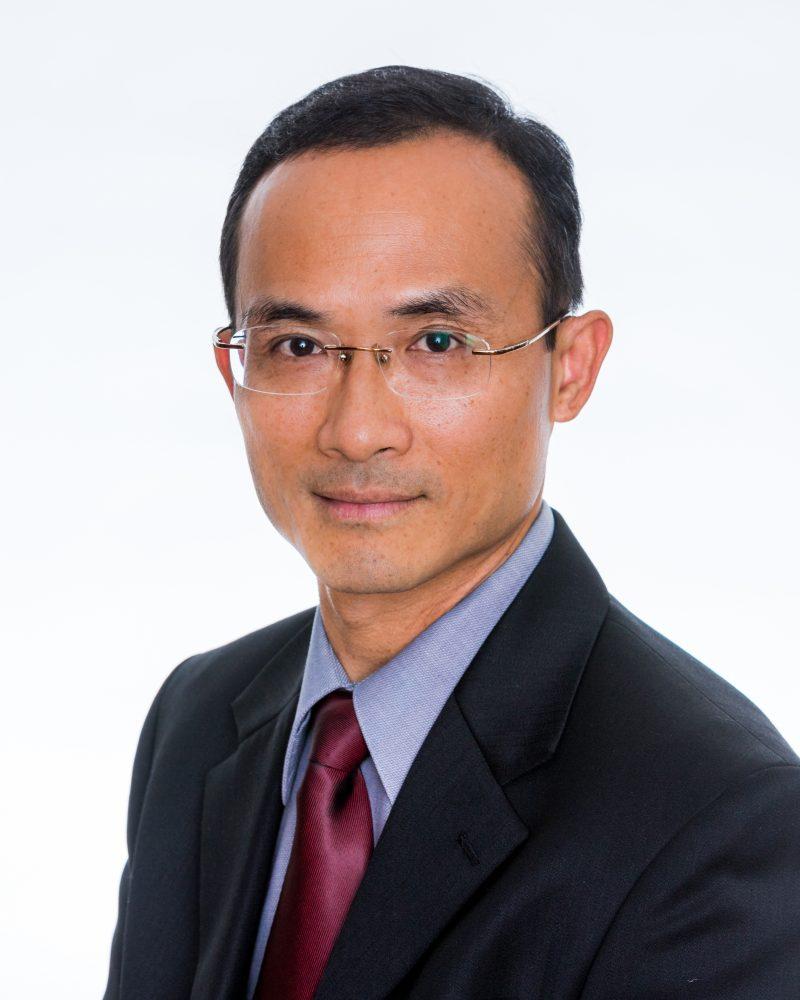 Chi Truong portrait