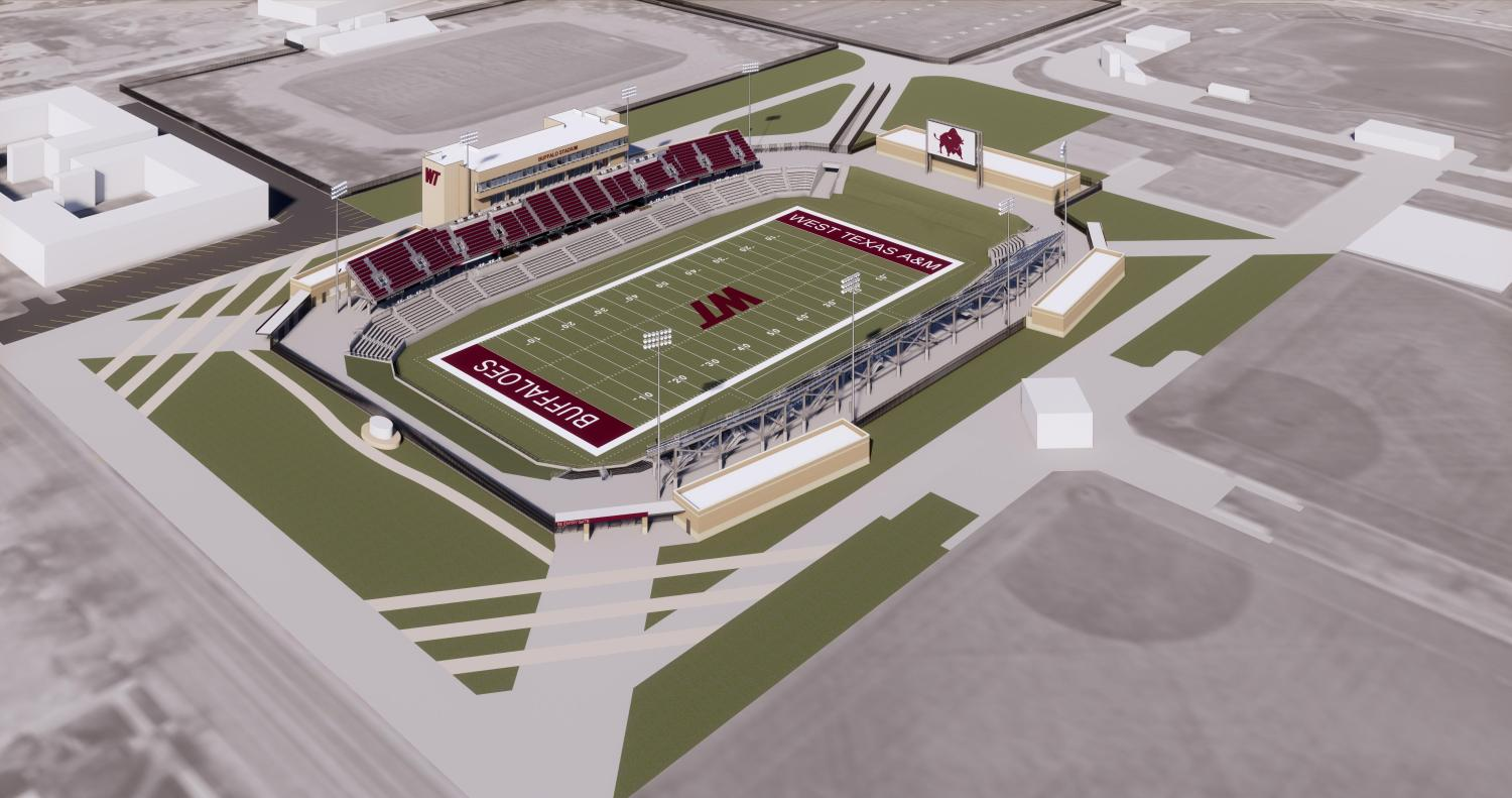 West Texas A&M University Football Stadium