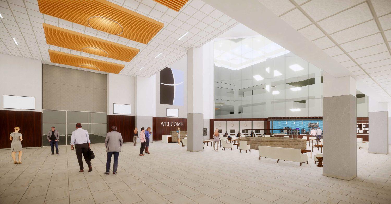 Second Baptist Church renovations
