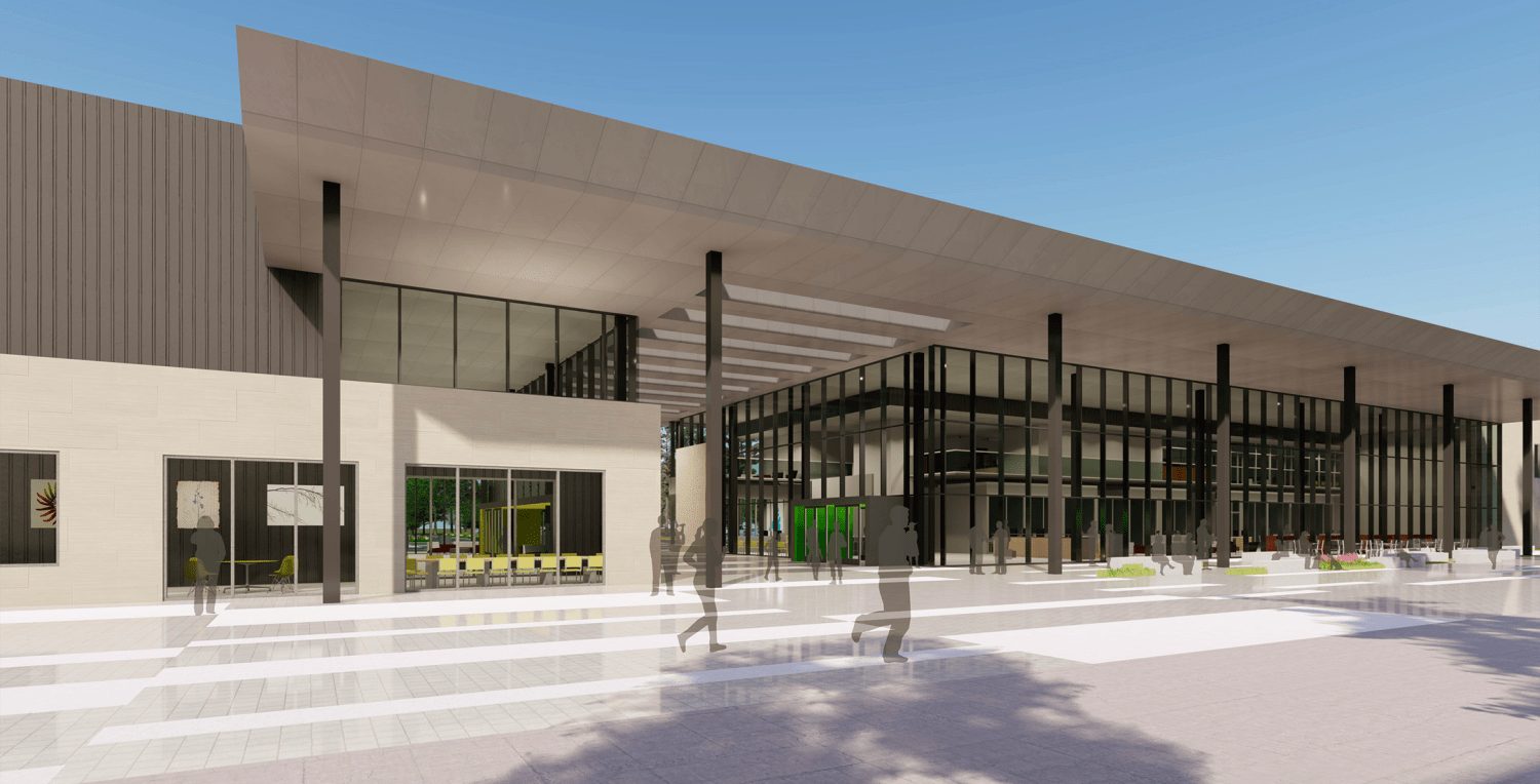 Lone Star College–Montgomery Student Services Building