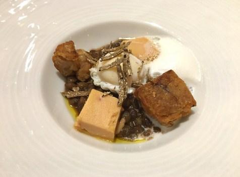 遠藤利三郎商店グループの集大成!安定感のあるフレンチとのマリアージュが素晴らしい。@Restaurant La Relève(ラ・ルレヴ)恵比寿