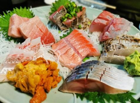 【浜町】大衆料理 川治@魚介が本当に美味しい!コスパも素敵な予約困難店。