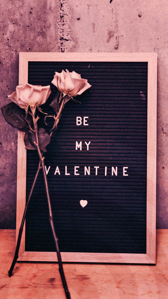 be my valentine instagram stories