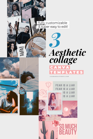 aesthetic-collage-templates