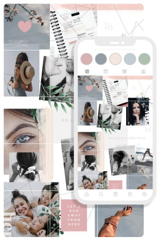 22-cute-aesthetic-instagram-puzzle-feed