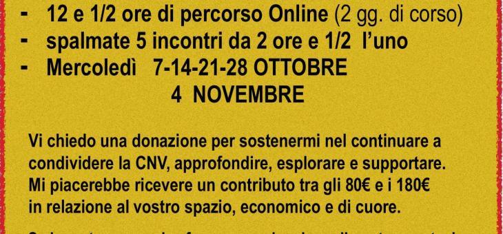 Percorso on-line Genitorialità & Educazione