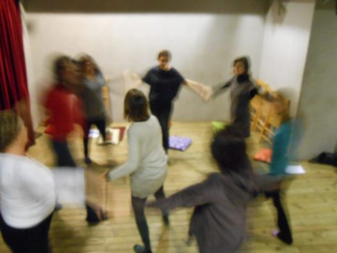 Laboratorio Danza Movimento terapia