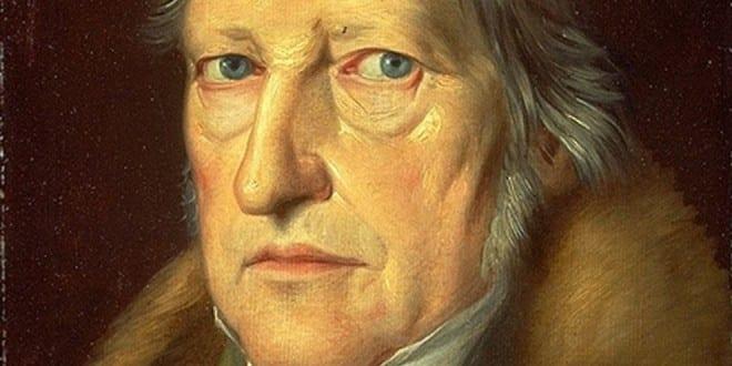 Friedrich Hegel (1770-1831)