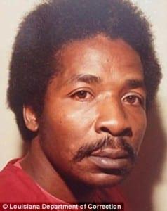 Cựu tử tù Glenn Ford khi mới bị bắt hồi năm 1984. Ảnh: Louisiana Department of Correction.
