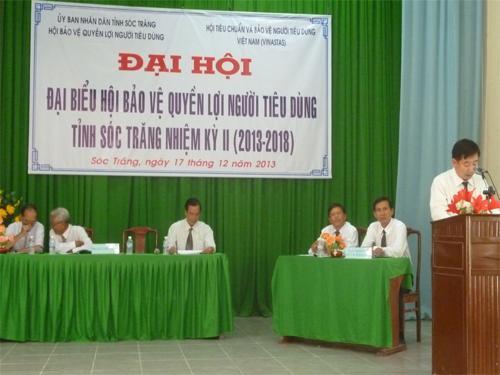 """Với sự tồn tại của Hội Bảo Vệ Quyền Lợi Người Tiêu Dùng Việt Nam - VINASTAs tại gần như hầu hết các tỉnh thành; theo pháp luật hiện hành, các hội nhóm nằm trong phạm vi """"bảo vệ người tiêu dùng"""" sẽ không thể nào được đăng ký mới. Ảnh: vinastas.org"""