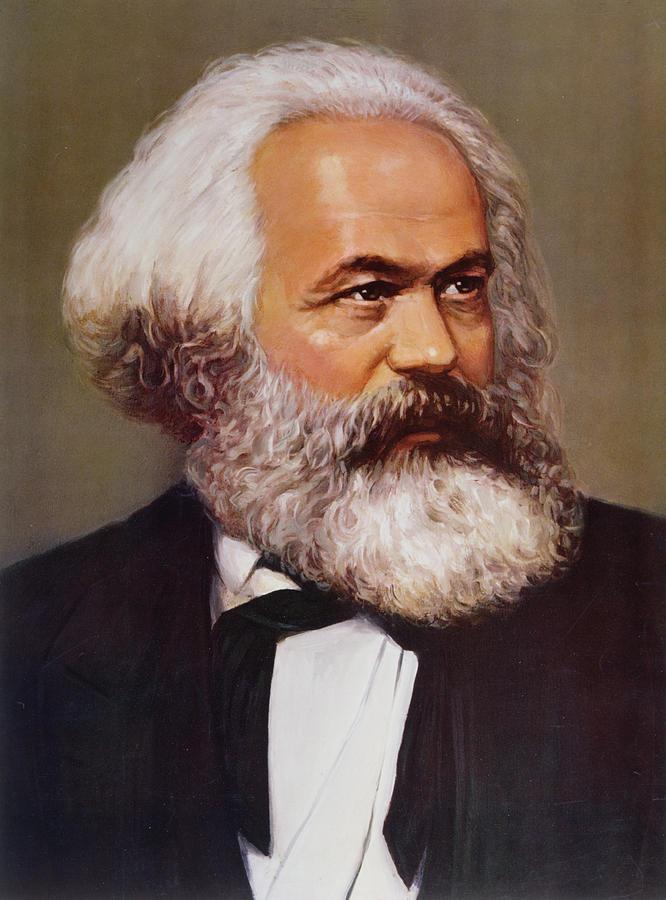 Chính Marx cũng không ngờ tác phẩm của ông được đón nhận ở Nga nhiệt thành đến mức nào (Ảnh: socialistappeal.org)