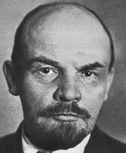 Vladimir Lenin (Ảnh: whale.to)