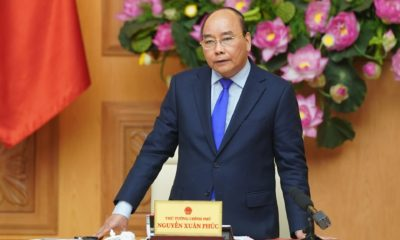 Thủ tướng Nguyễn Xuân Phúc. Ảnh: Báo Quốc tế.