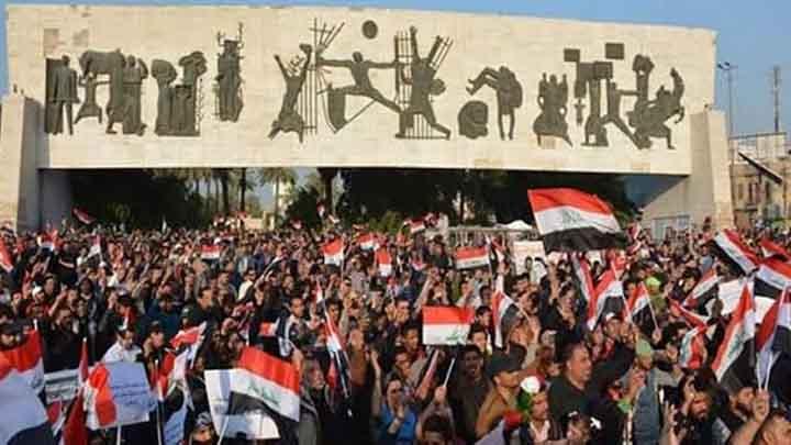 انتفاضة العراق