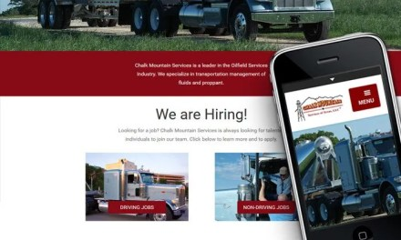 New Website for Chalk Mountain Services
