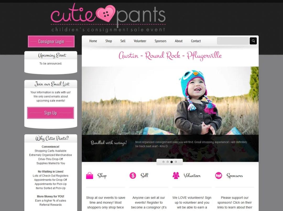 Cutie Pants