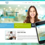 Responsive Site for Leander Smiles Dentistry
