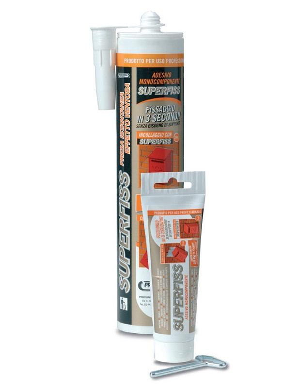 Prochimica Superfiss adesivo - Luber ferramenta Moncalieri Torino