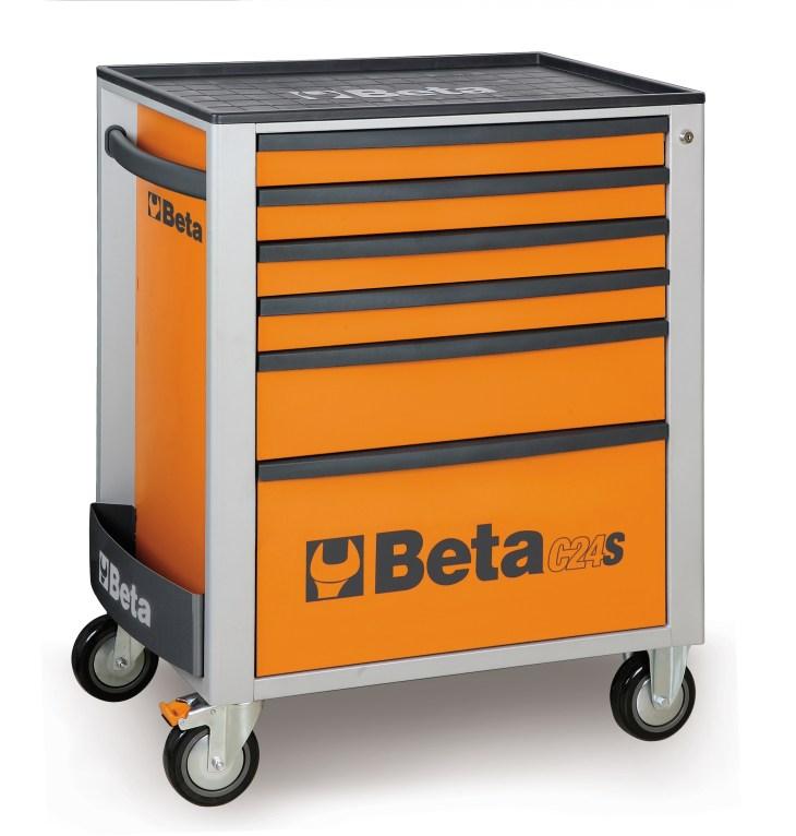 carrello portautensili beta 6 cassetti