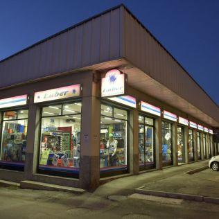 Luber snc: esterni della sede in strada Carignano 48 a Moncalieri