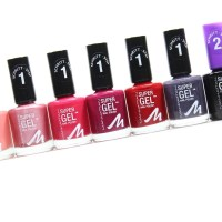 [Manicure Monday #24] Manhattan SUPER GEL NAIL POLISH System
