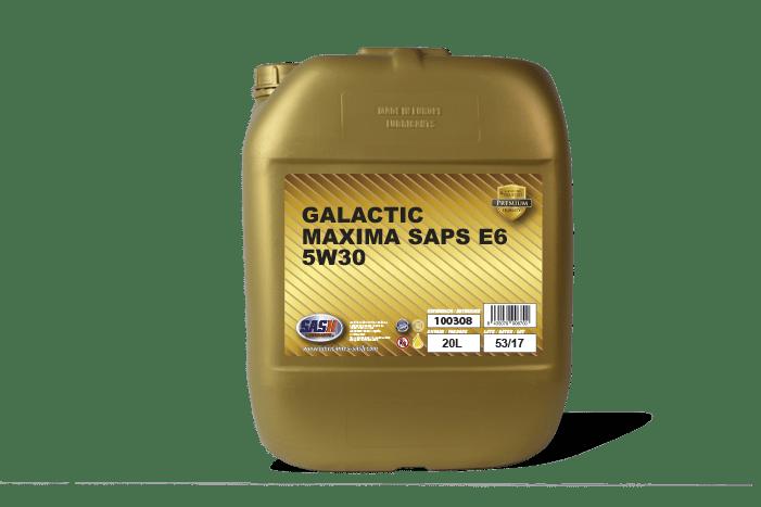 GALACTIC MÁXIMA E6 SAPS 5W-30 Image