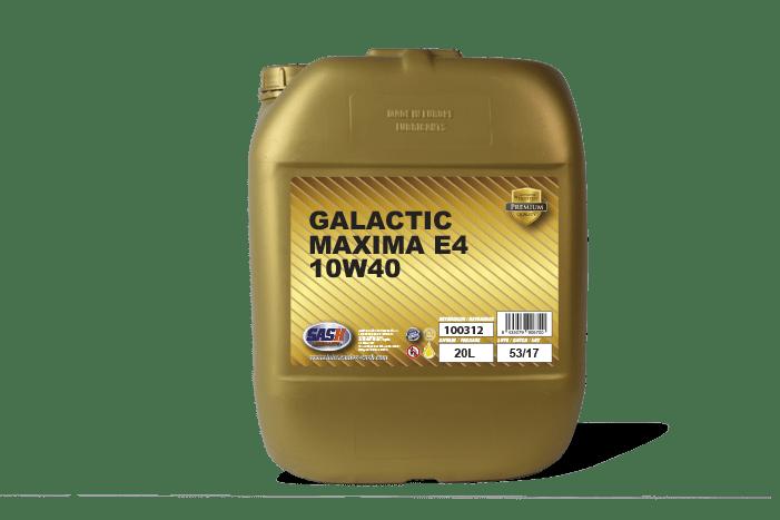 GALACTIC MÁXIMA E4 10W-40 Image