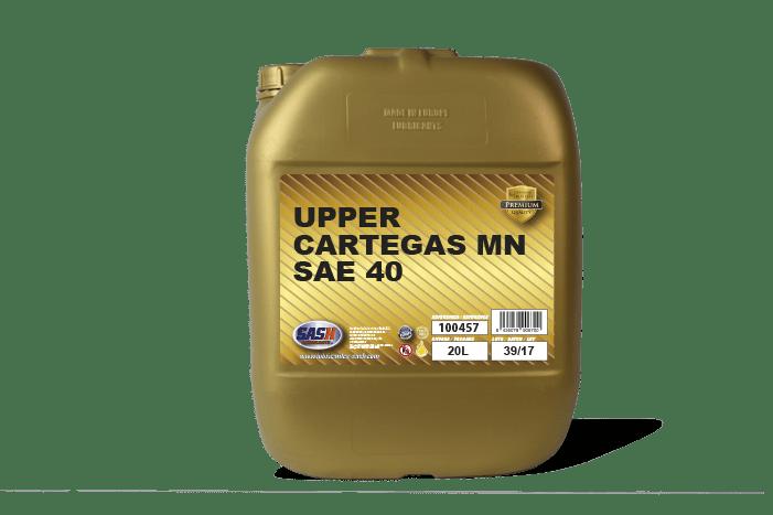 UPPER CARTEGAS MN SAE 40 Image