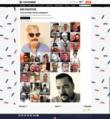 Movember Australia   Mo Community