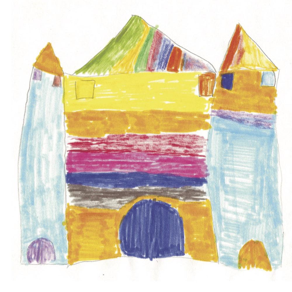 La casa dei mille colori